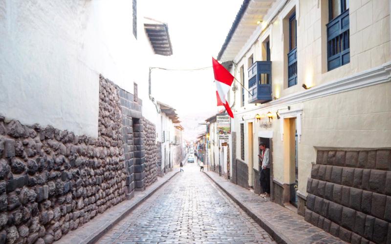 Alojamiento barato en Cusco