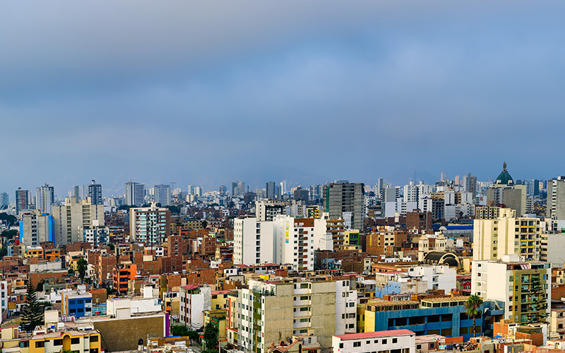 Alojamiento en Lima Datos e información de Hoteles