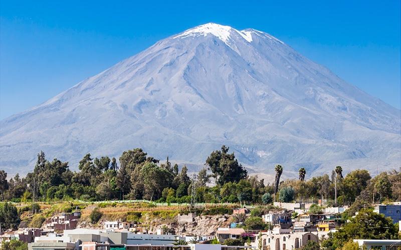 Aniversario de la Ciudad Blanca Arequipa Perú
