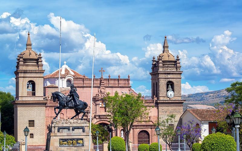 Ayacucho Ciudad de las Iglesias