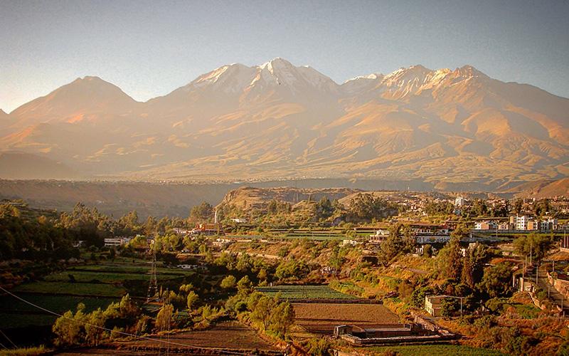 Chachani Arequipa Perú