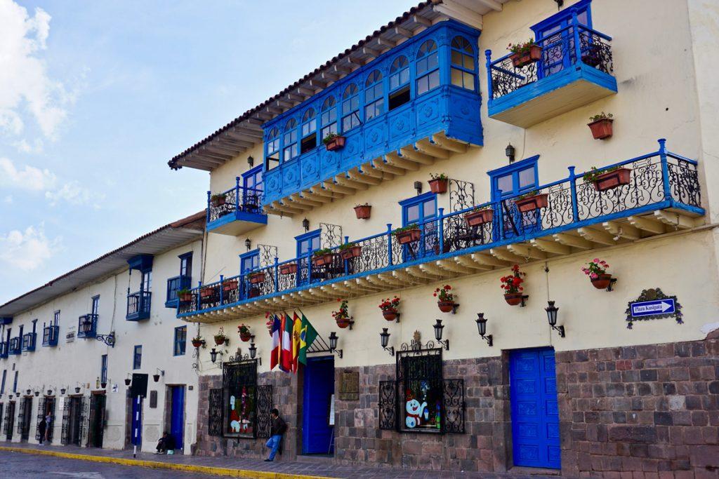 Conoce los tipos de hospedaje en Cusco