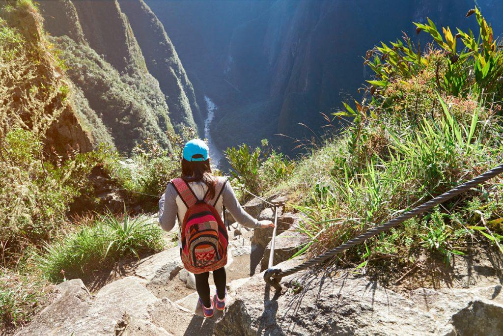 Cusco a Machu Picchu a pie
