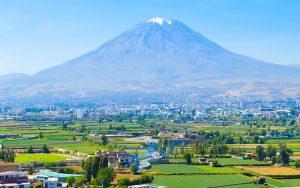 El Misti Volcán de Arequipa Perú