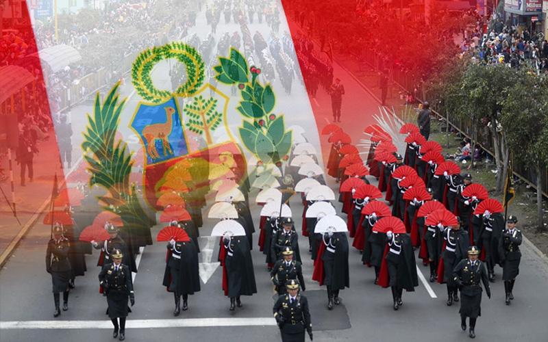Fiestas Patrias en Perú