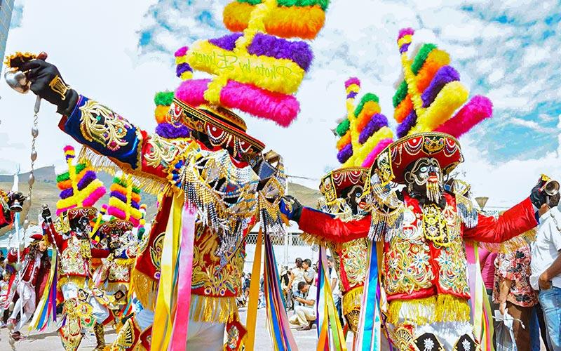 Fiestas Típicas del Perú