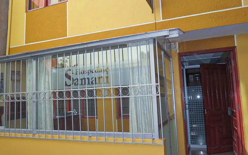Hostal Samani Alojamiento barato
