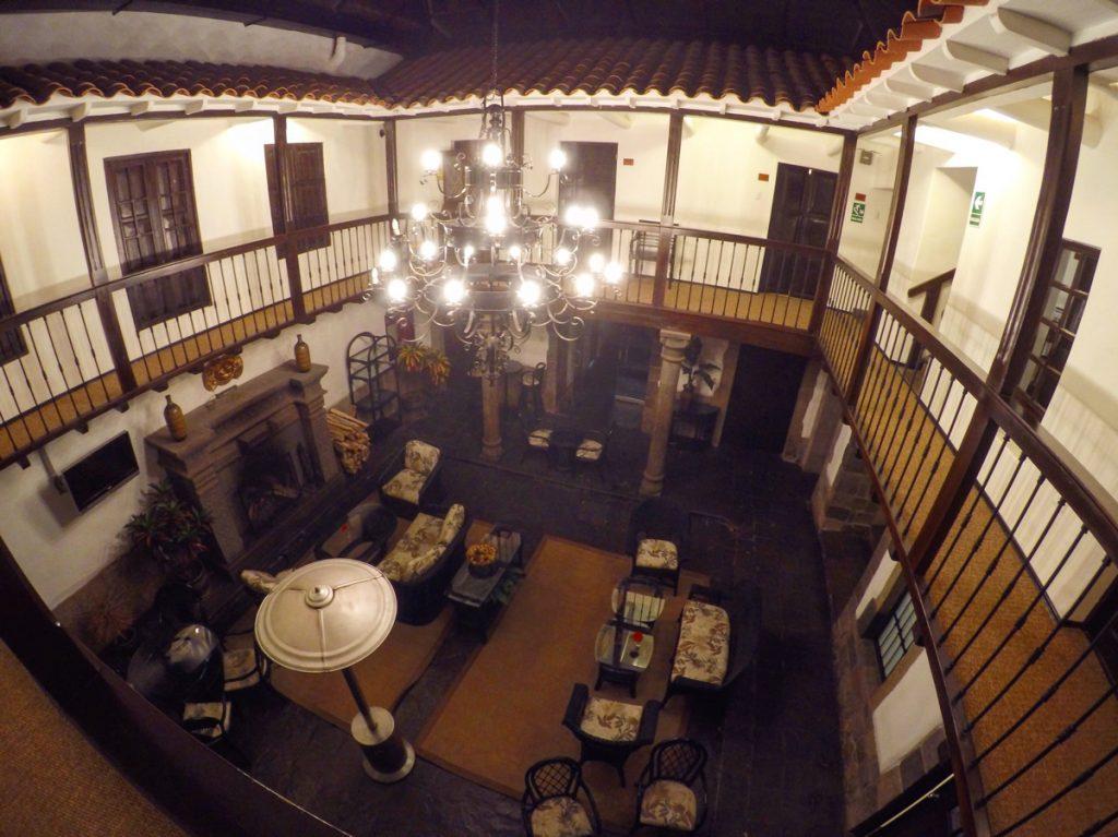 Hotel Tierra Viva alojamiento en Cusco