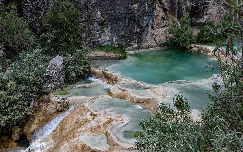 Laguna Millpu de Ayacucho Perú