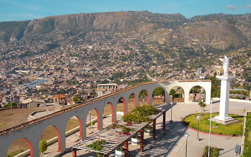 Mirador de Acuchimay de Ayacucho