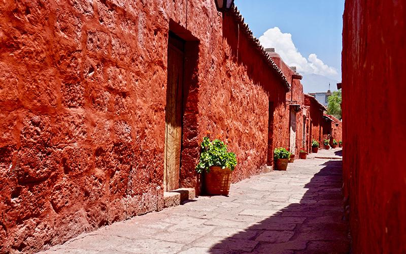 Monasterio Santa Catalina de Arequipa