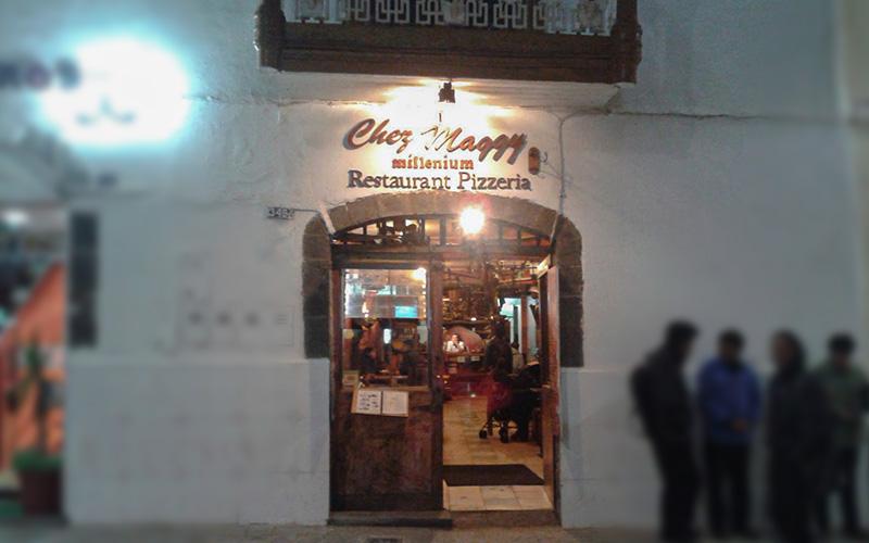 Pizzería Chez Maggy La Antigua en Cusco