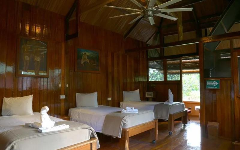Puerto Maldonado Ecoamazonia Lodge