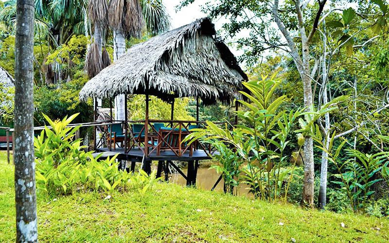 Puerto Maldonado Lodge Turismo