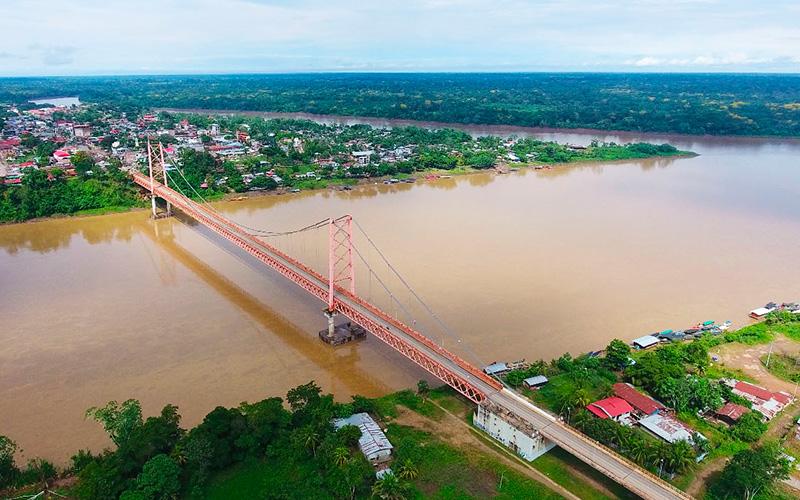 Puerto Maldonado Puente Billinghurst
