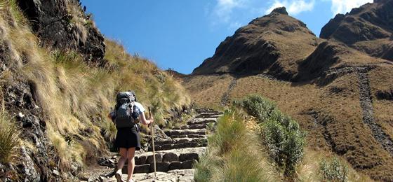 Cómo hacer el camino del Inca